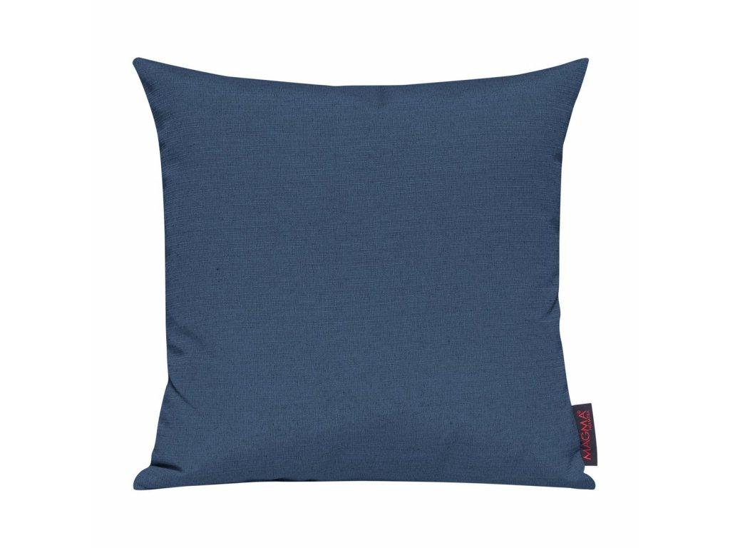 Povlak se zipovým uzávěrem 010 40x40 tmavě modrý