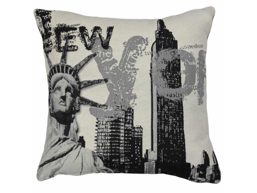 Povlak New York 45x45 cm