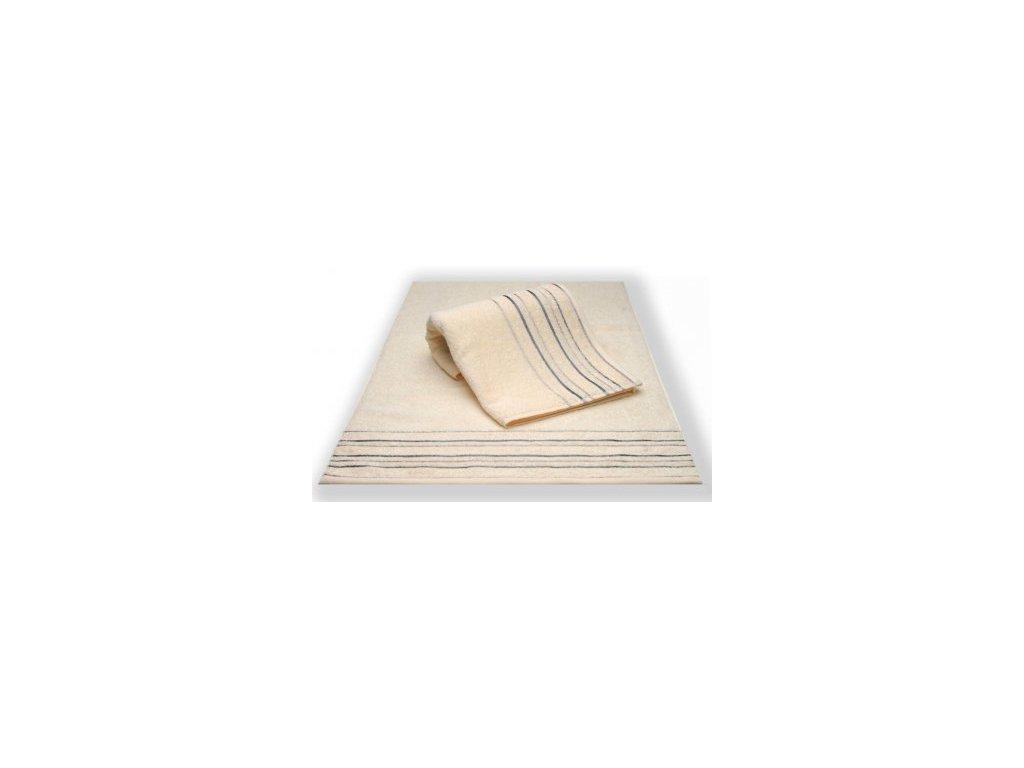 Osuška Zara Butter 70x140, 450g/m2|70x140