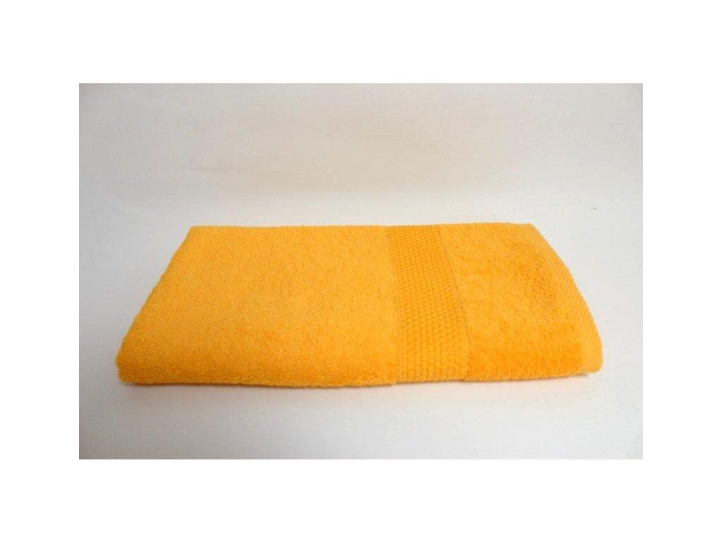 Osuška G50 žlutá 100x145|100x145