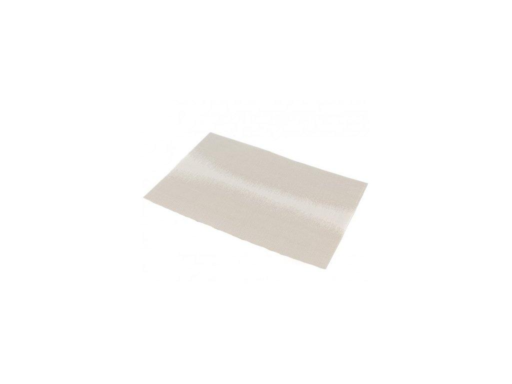 Omyvatelné prostírání Wave 30x45 cm šedé
