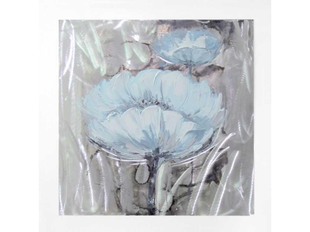 Obraz FLOWER/NIE/R/B|60x60