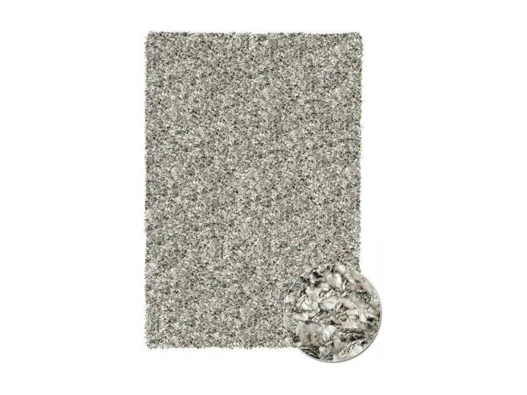 Kusový koberec Sunlight 39001/9999 šedý