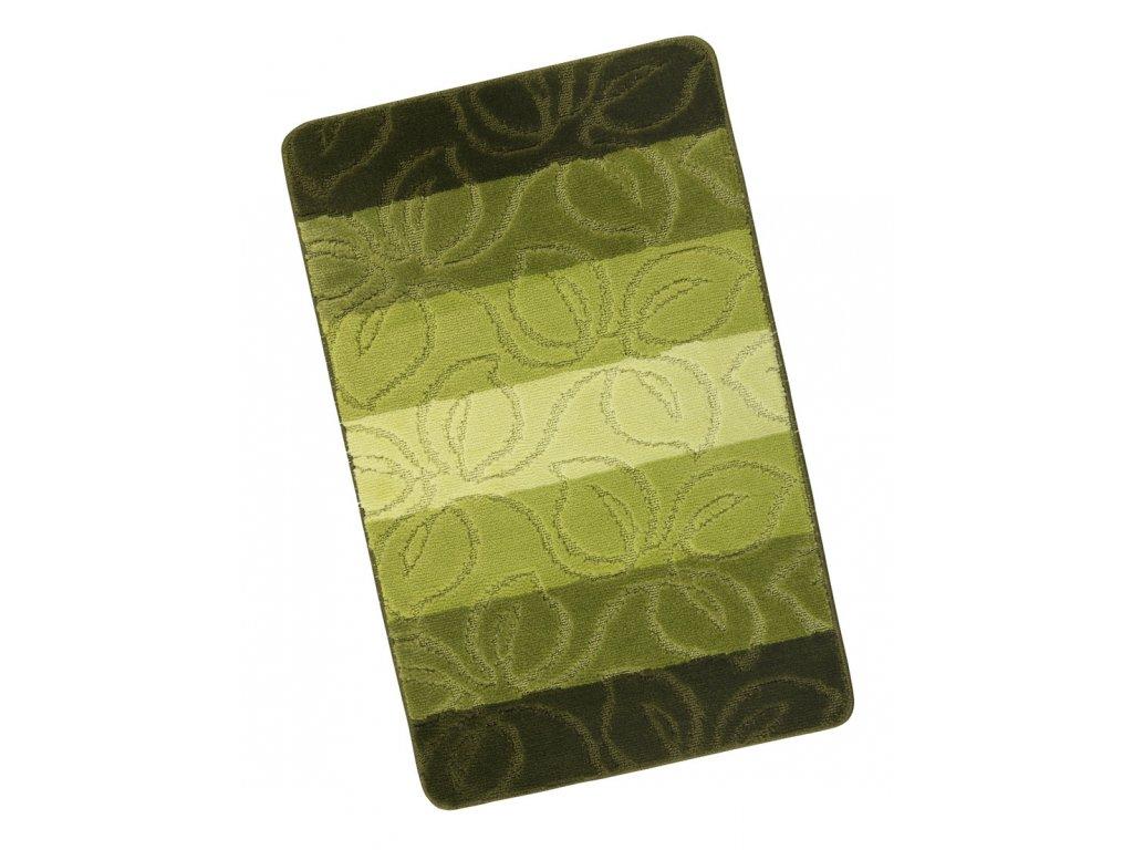 Koupelnová předložka Elli 750/623 lípa zelená 60x100 cm