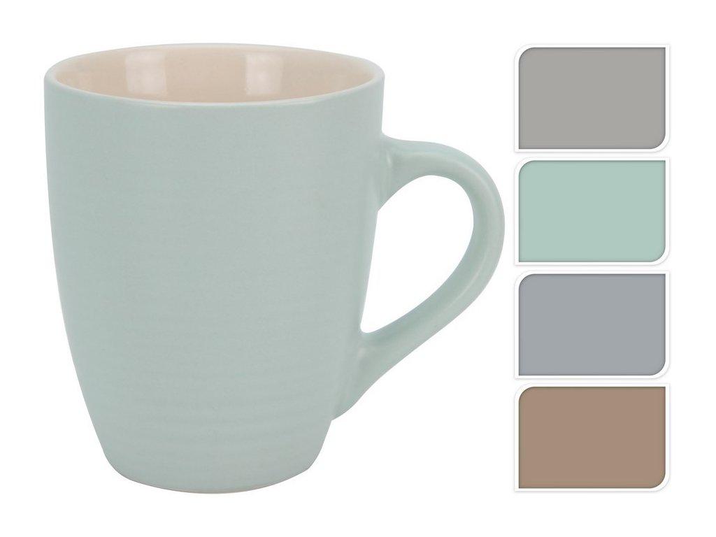 Hrnek s ouškem obsah 350 ml latte