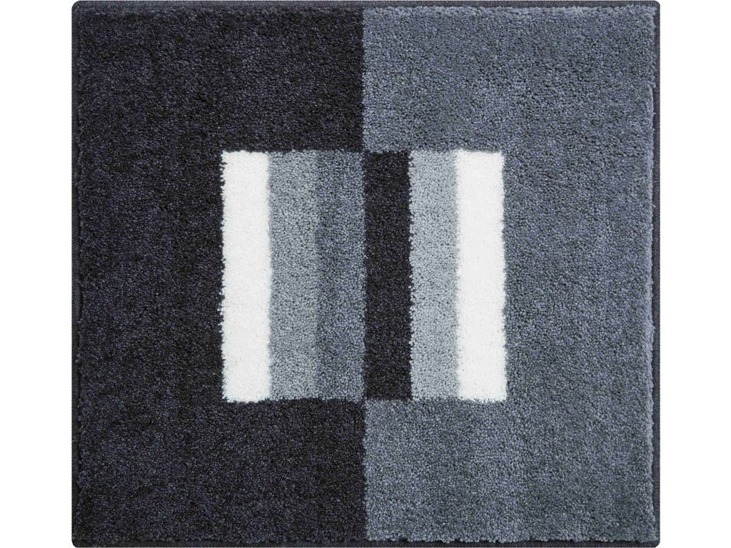 Bidet předložka Grund Capricio 55x60 cm šedá