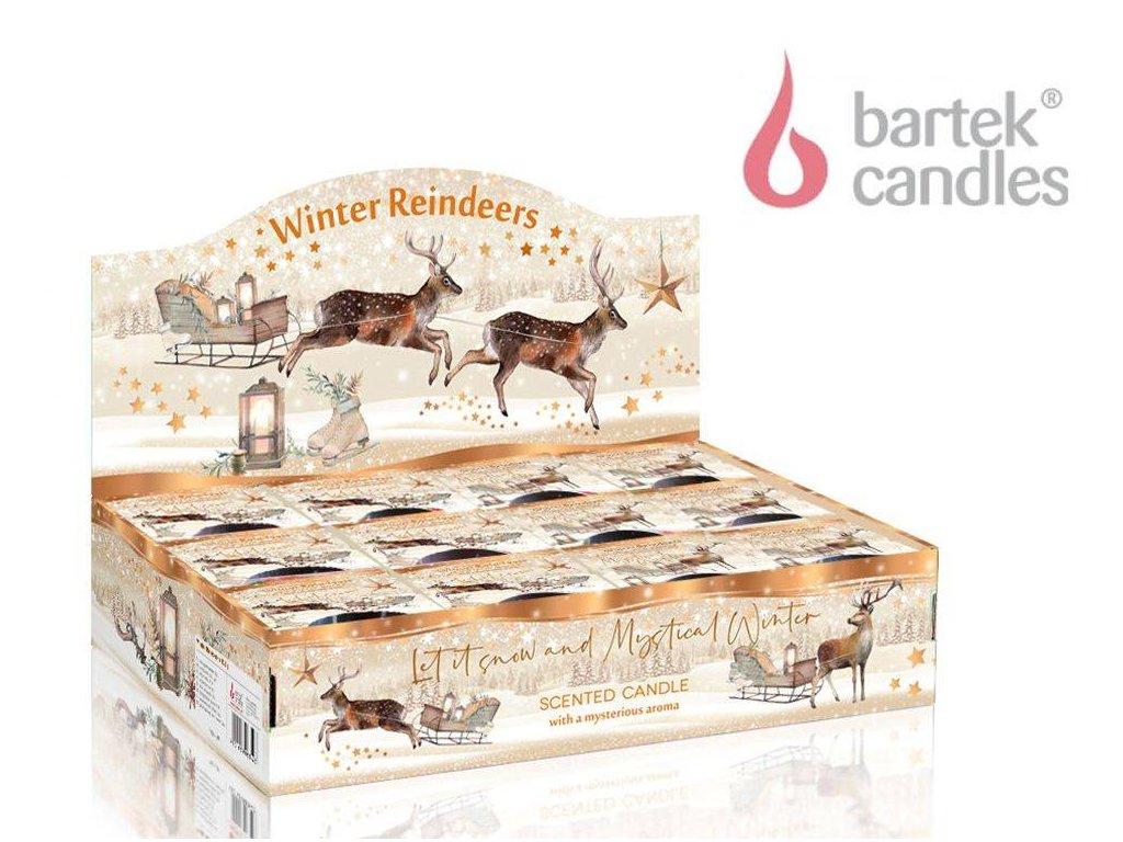 matas sv ve skle winter reindeers