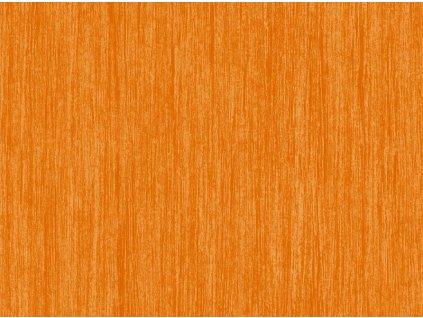 Zatemňovací dekorační látka Black Out šíře 150 cm oranžový melír