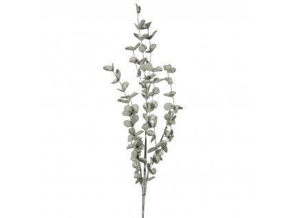 Umělá větvička výška 50 cm šedá