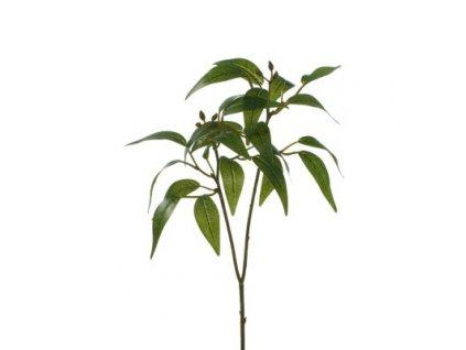 Umělá květina Vonokvětka zelená