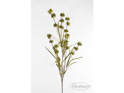 Květina KW/TRAWA/25/LIMO|zelená