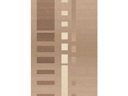 Kusový koberec Arcadia 9012 béžovohnědý