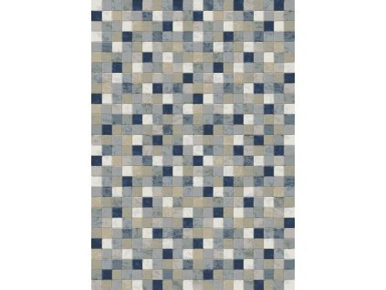 Kusový koberec  Argentum 63339/6121 vícebarevný