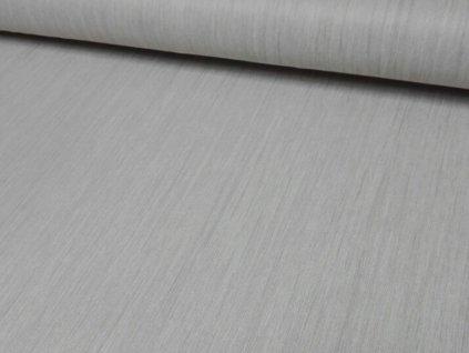 Dekorační látka Black Out šíře 150 cm šedobéžová