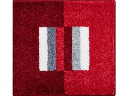 Bidet předložka Grund Capricio 55x60 cm červená