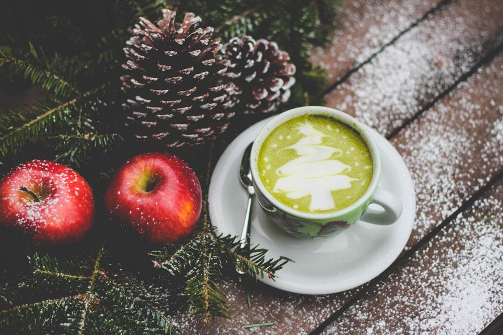 6 spôsobov ako zaradiť čaj Matcha do svojho jedálnička