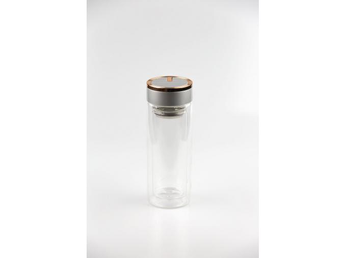 Shaker sklo menší