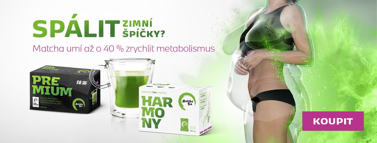 Rychlejší metabolismus
