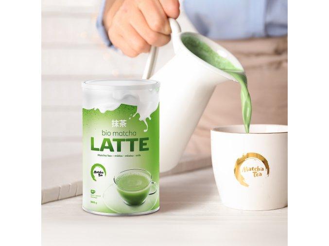 Bio Matcha Tea latte 300 g