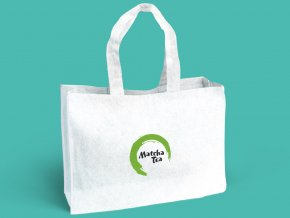 solubag long gusset bag logo