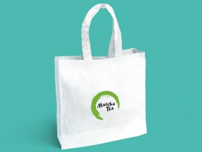 solubag medium gusset bag logo