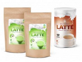 2matcha latte 1latte rooibos 062021