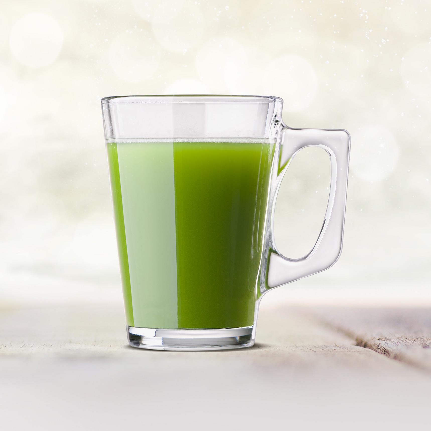 Matcha a antioxidanty