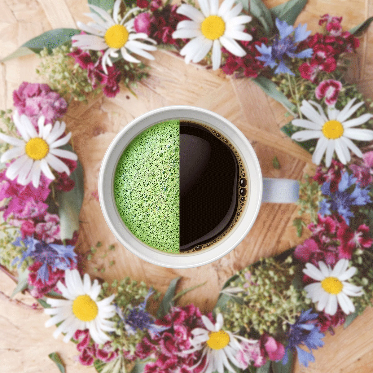 matcha-kava