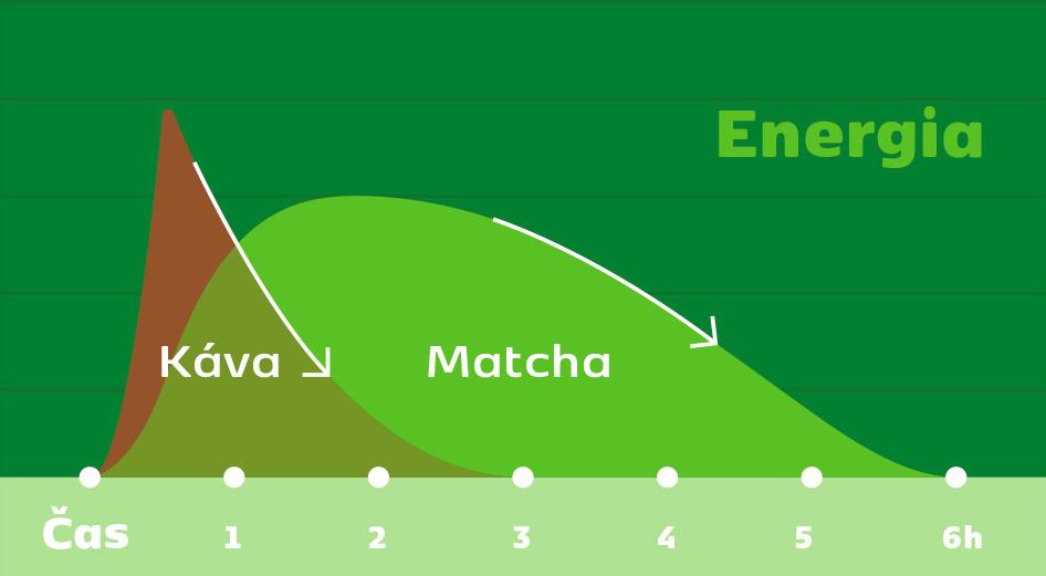Matcha vs. Kava energia