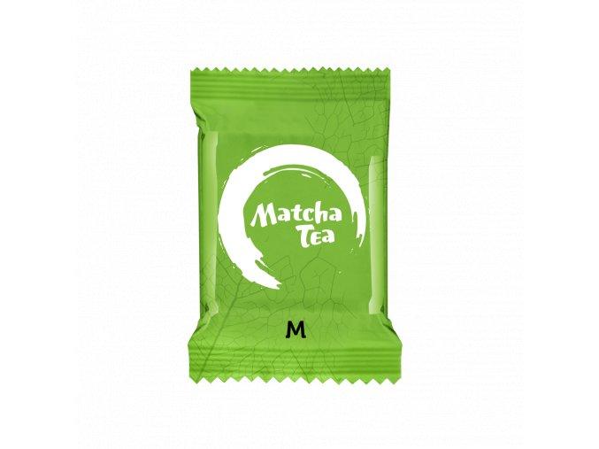 matcha 2g sacek s pismenem vizualizace