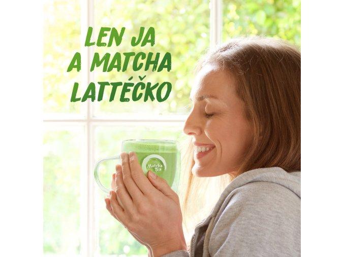 Bio matcha latte 300 g