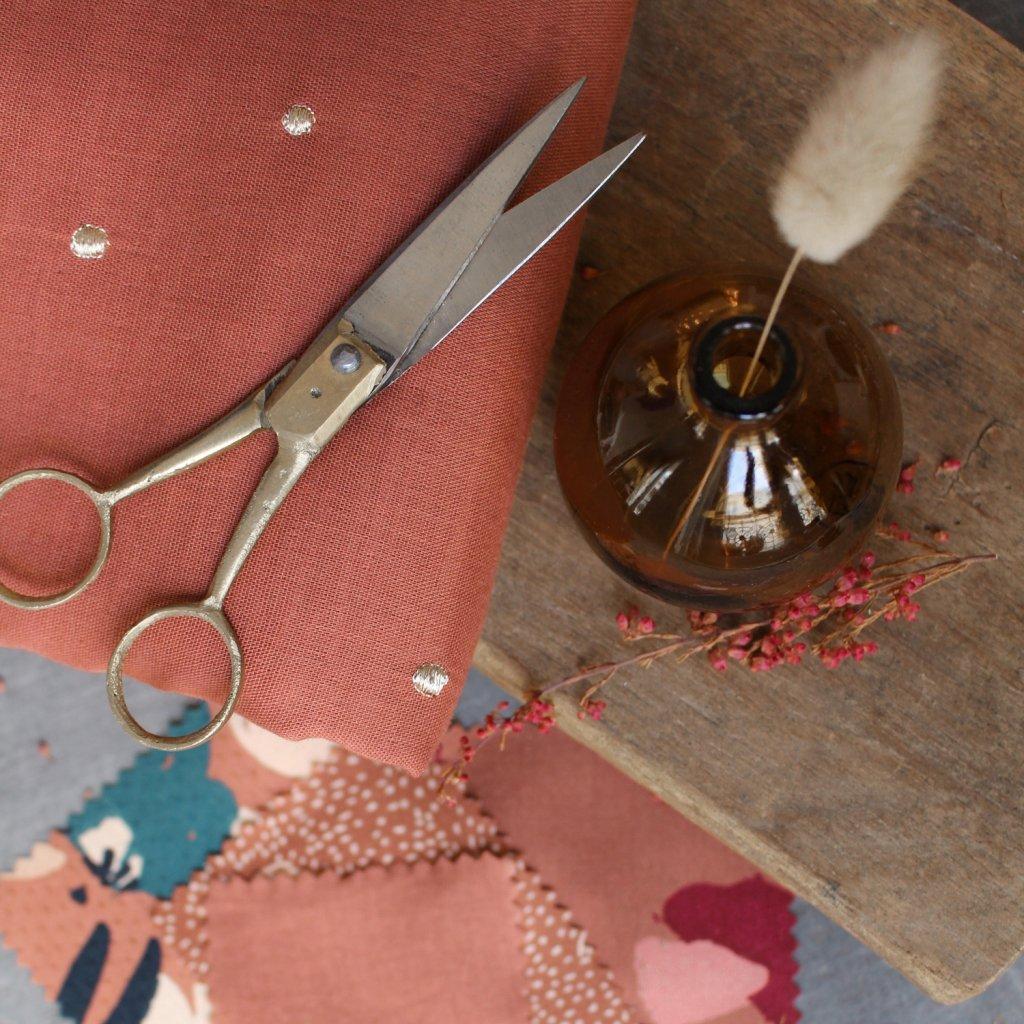 stardust chestnut fabric
