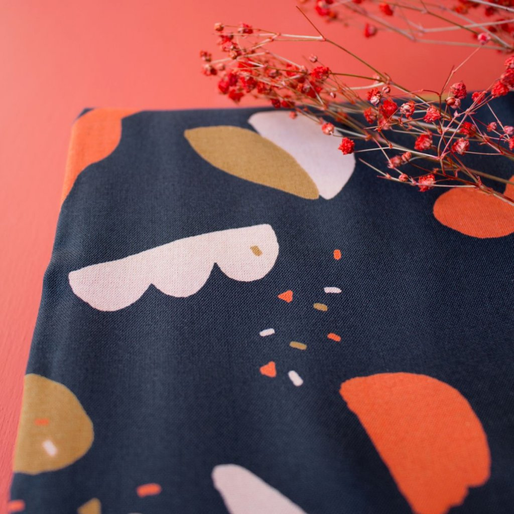 Oasis Night Fabric 15362