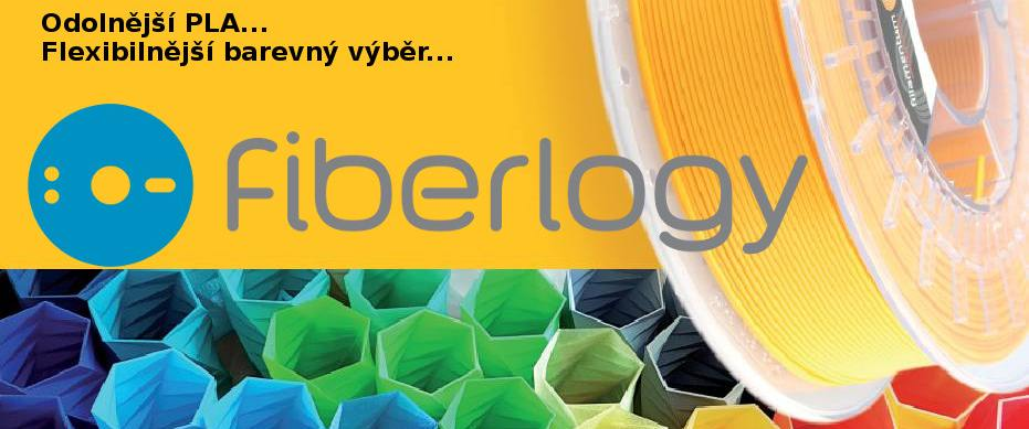 Kvalitní tiskové filamenty evropského výrobce