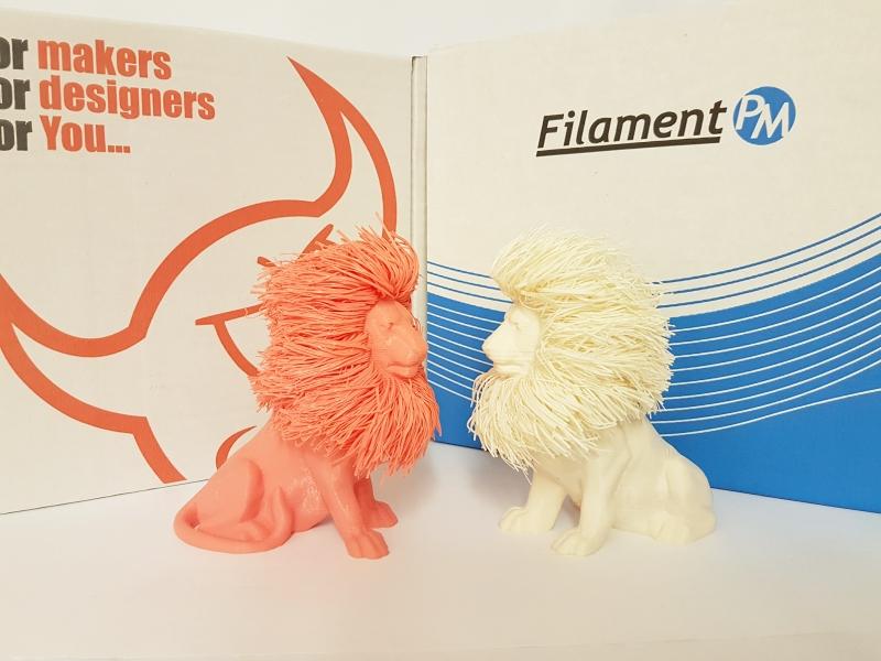 Náplně do 3D tiskáren značek Eco3D a Devil Design