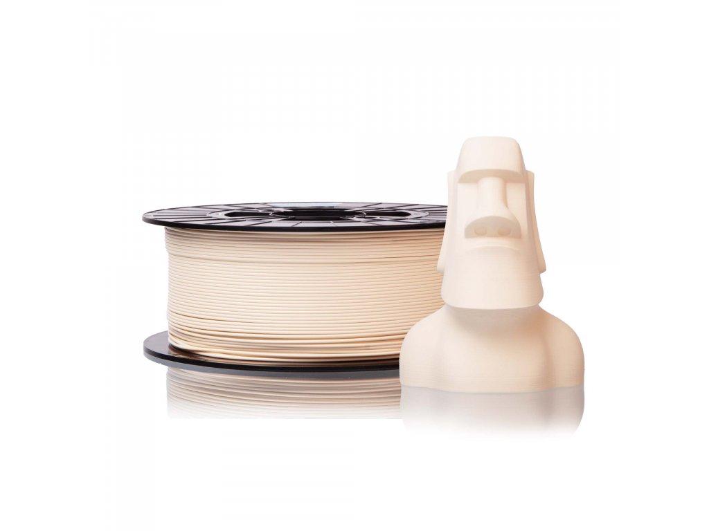 pla beige filament pm