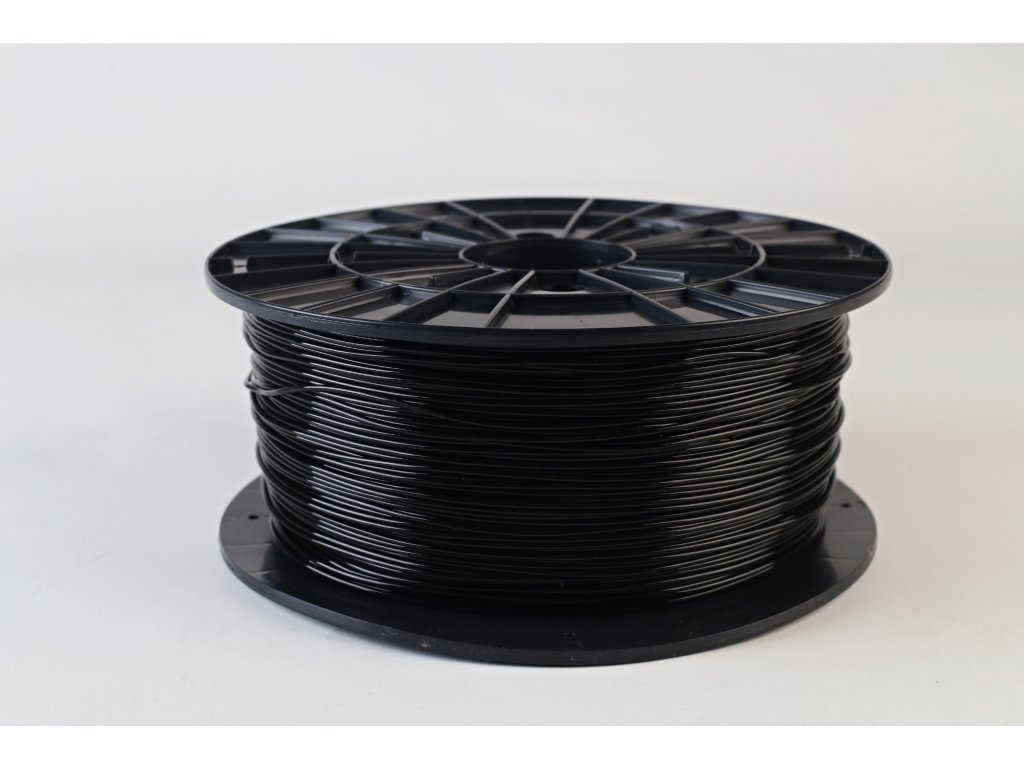 pla black filament pm