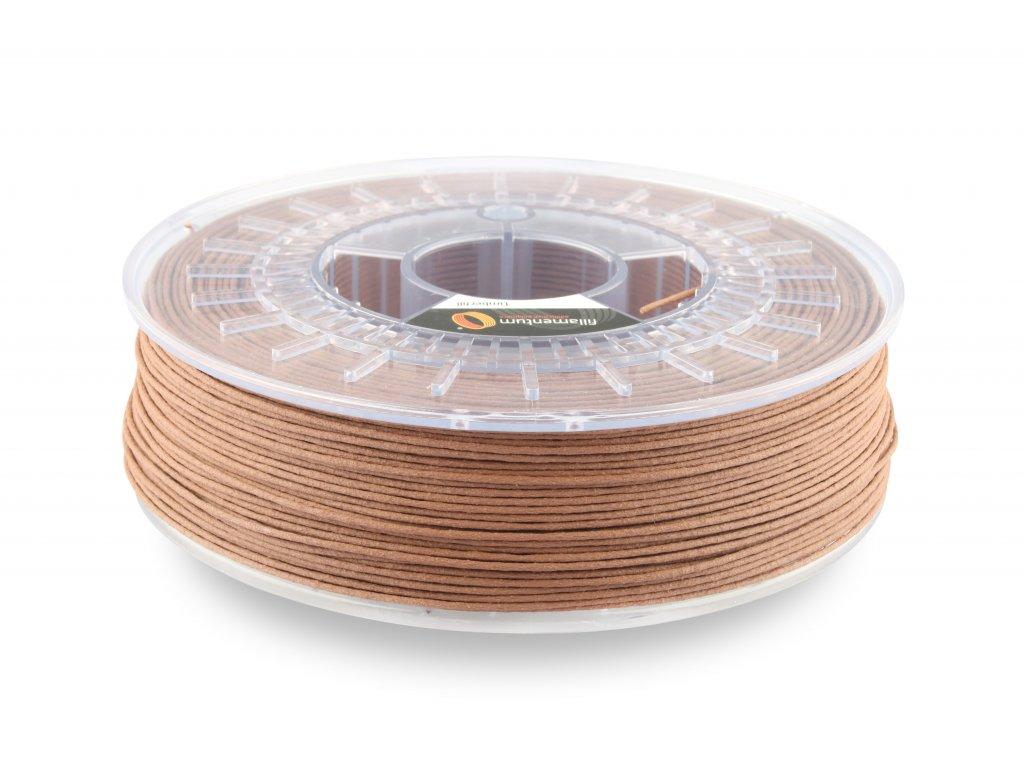 Wood filament Timberfill 1,75mm cinnamon 750g Fillamentum