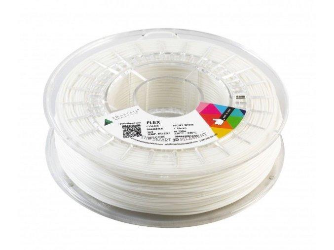 FLEX tisková struna ivory white 1,75 mm