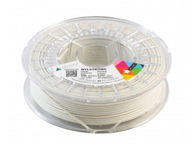 NYLSTRONG filament přírodní 2,85 mm Smartfil 750 g