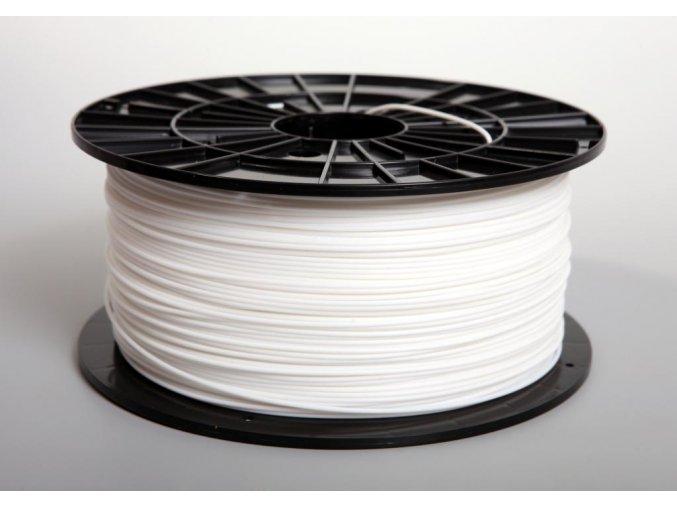ABS tisková struna bílá 2,90 mm 1 kg Filament PM