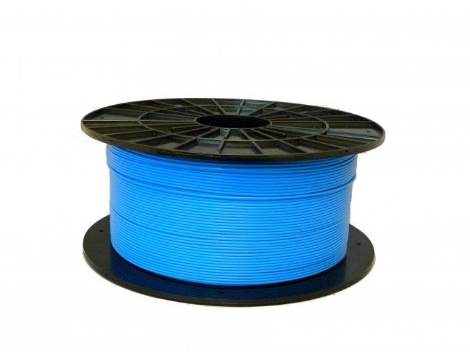 PLA tisková struna modrá 1,75 mm 1 kg Filament PM