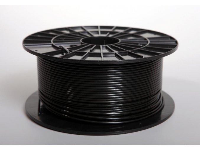 PLA tisková struna černá 2,90 mm 1 kg Filament PM