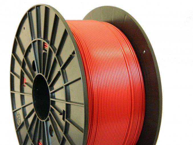pla pearl red filament pm