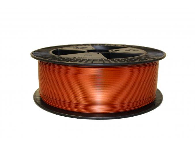 Tisková struna Plasty Mladeč PLA 1,75mm copper 2 kg