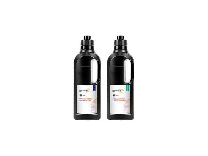 UV Resin pevný Photocentric čirý 1 kg pro DLP tiskárny