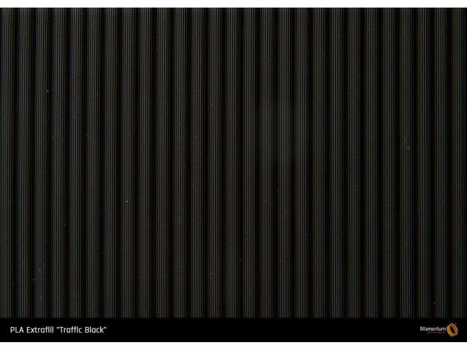 PLA Extrafill Traffic Black 1 75 2 5kg