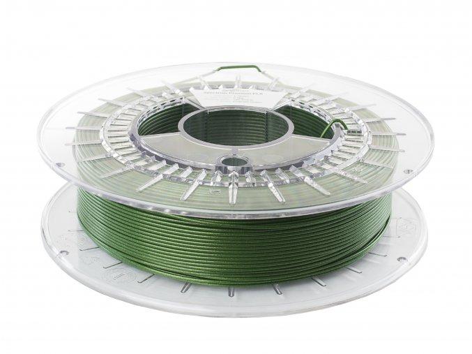 PLA tisková struna Emerald Green 1,75 mm Spectrum 0,5 kg