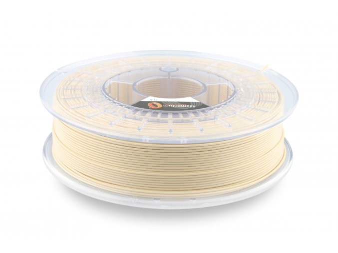 PLA filament Extrafill ivory white 2,85mm 750g Fillamentum