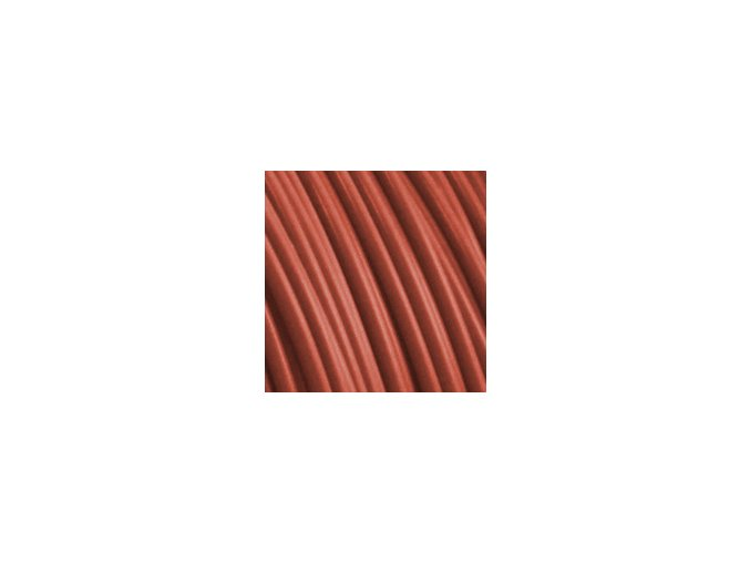FiberWood carmine filament karmínový 1,75mm 750 gramů